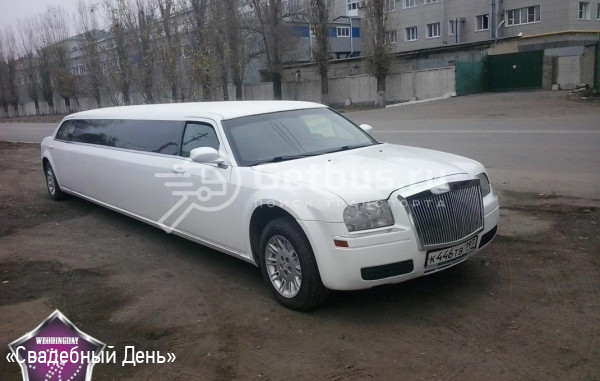 Chrysler 300C Piano Липецк