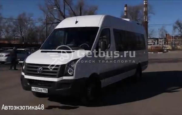 Фольксваген Крафтер вип Липецк