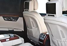Mercedes-Benz S-класс W221 Челябинск