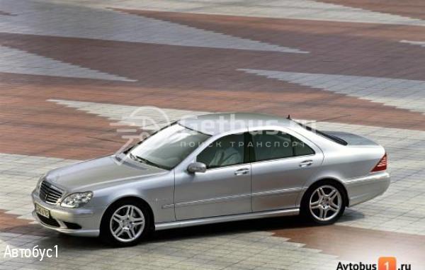 Mercedes-Benz S-class Барнаул