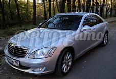 Mercedes – Benz W221 Москва