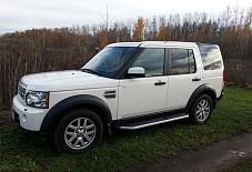 Land Rover Discovery III  Липецк
