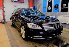 Mercedes S500 W221 Саратов