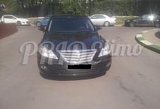 Hyundai Genesis Sedan Москва