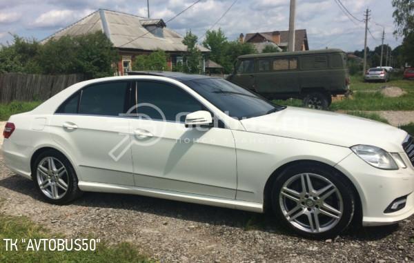 Mercedes E W212 Серпухов