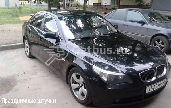 BMW 5 Series E60 Липецк
