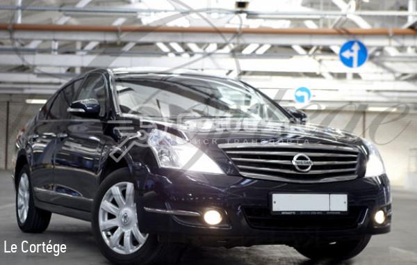 Nissan Teana Белгород