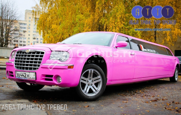 Chrysler 300C Республика Крым