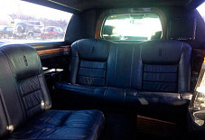 Lincoln Town Car white Липецк