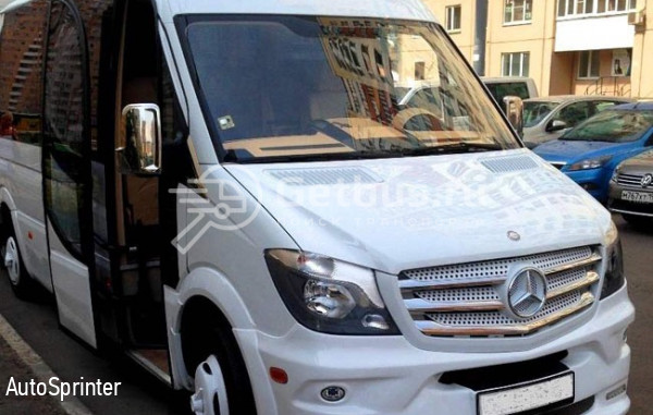 Mercedes Sprinter vip Москва