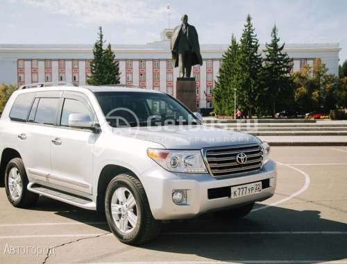 Toyota Land Cruiser Барнаул
