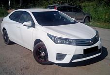 Toyota Corolla Липецк