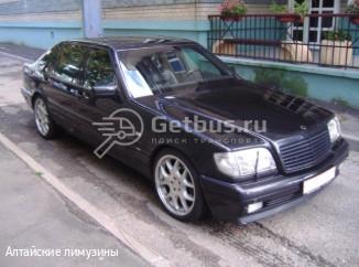 Mercedes-Benz S 600 Барнаул