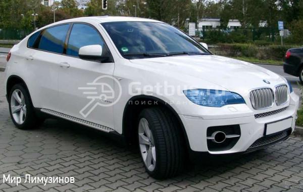 BMW X6 Кашира