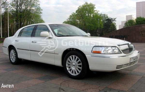 Lincoln Town Car Архангельск