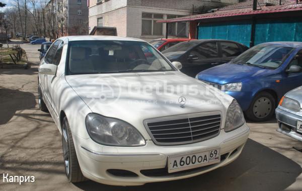 Mercedes-Benz Е-Class Тверь