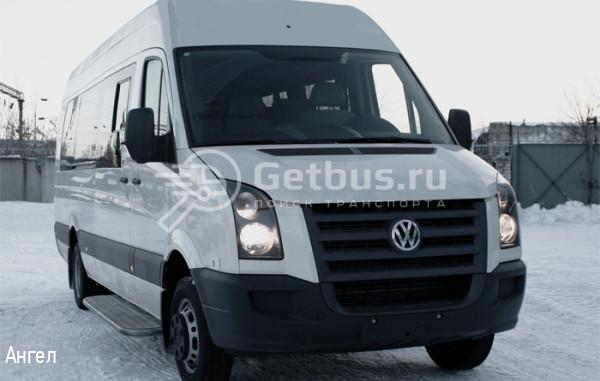 Volkswagen Crafter Архангельск