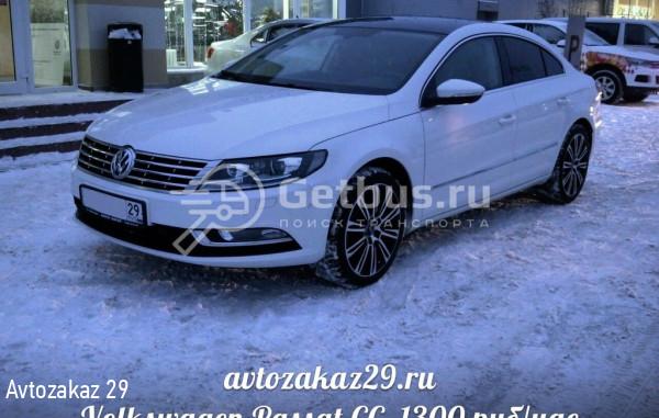 Volkswagen Passat CC Архангельск