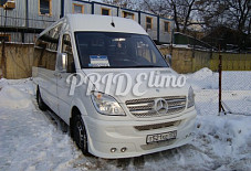 Mercedes Sprinter Lux Москва