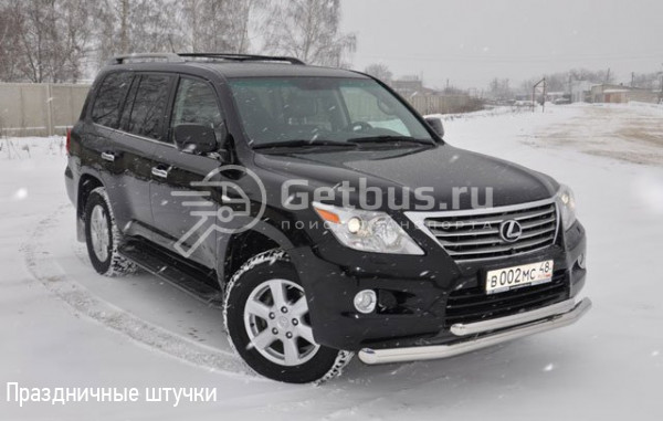 Lexus LX 570 Липецк