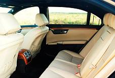 Mercedes-Benz S-class W221 Тюмень