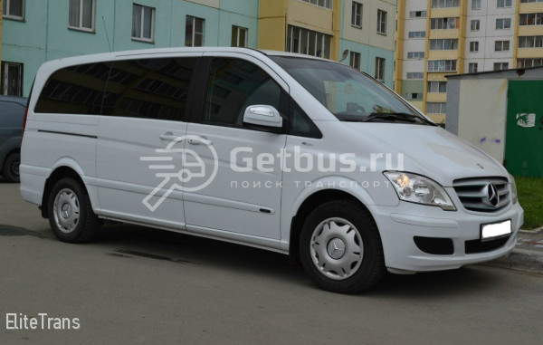 Mercedes-Benz Viano Челябинск