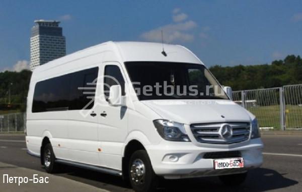 Mercedes Sprinter 515 VIP Restyling Москва