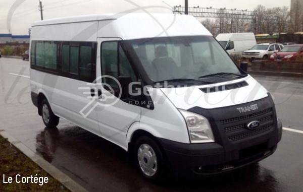 Ford Transit  Белгород