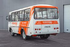ПАЗ 3205 Курская область