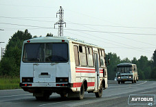 ПАЗ 3205 Курган