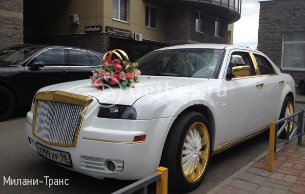 Chrysler 300C Санкт-Петербург