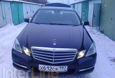 Mercedes - Benz W212 Москва