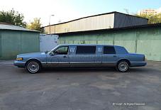 Lincoln Town Car Москва