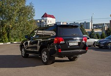 Toyota Land Cruiser Пенза
