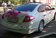 Nissan Teana Благовещенск