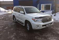 Toyota Land Cruiser 200  Архангельск
