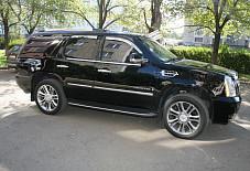 Cadillac Escalade 3 Барнаул