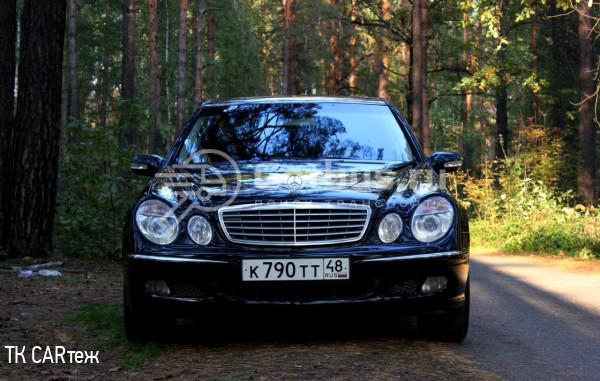 Mercedes E220 Липецк