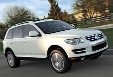 VW Touareg Кашира