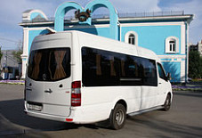 Mercedes-Benz Sprinter Барнаул #2