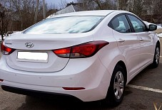 Hyundai Elantra Липецк