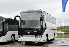 Аренда автобуса King Long 47 мест с водителем Самара