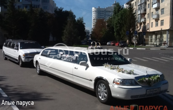 Lincoln Town Car Белгород
