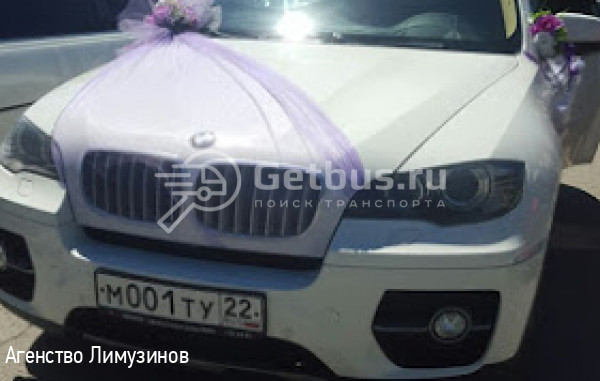 BMW X6 Барнаул