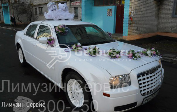 Chrysler C 300 Брянск