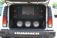 Хаммер H2  Москва