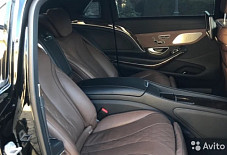 Mercedes S-class Maybach W222  Владивосток
