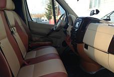 Volkswagen Crafter Tourist-lux Уфа