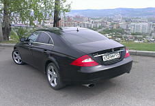Mercedes-Benz CLS 350 Красноярск