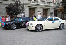 Crysler 300c Симферополь